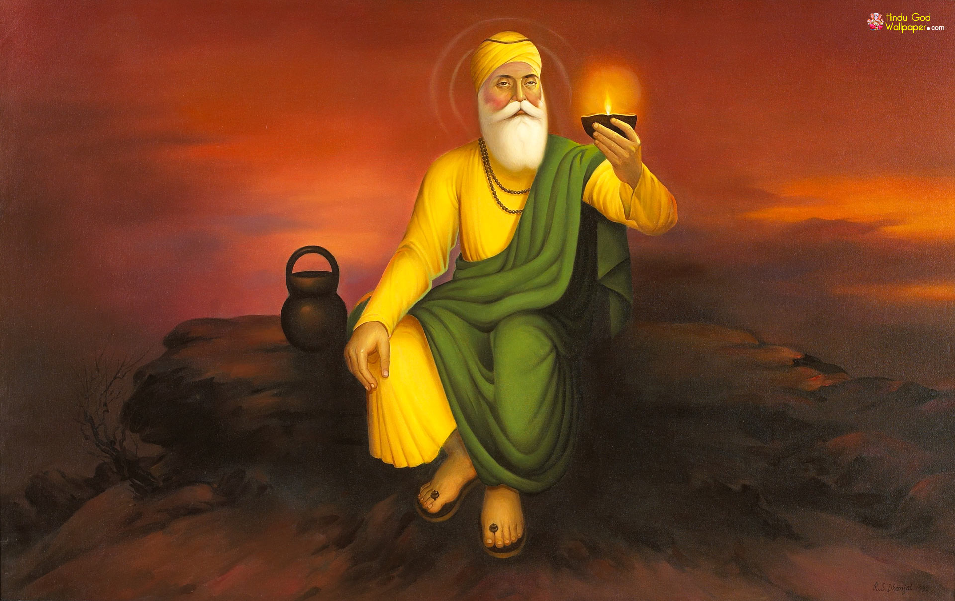 Pictures Of Guru Nanak Dev Ji Wallpapers Hd Kidskunstinfo