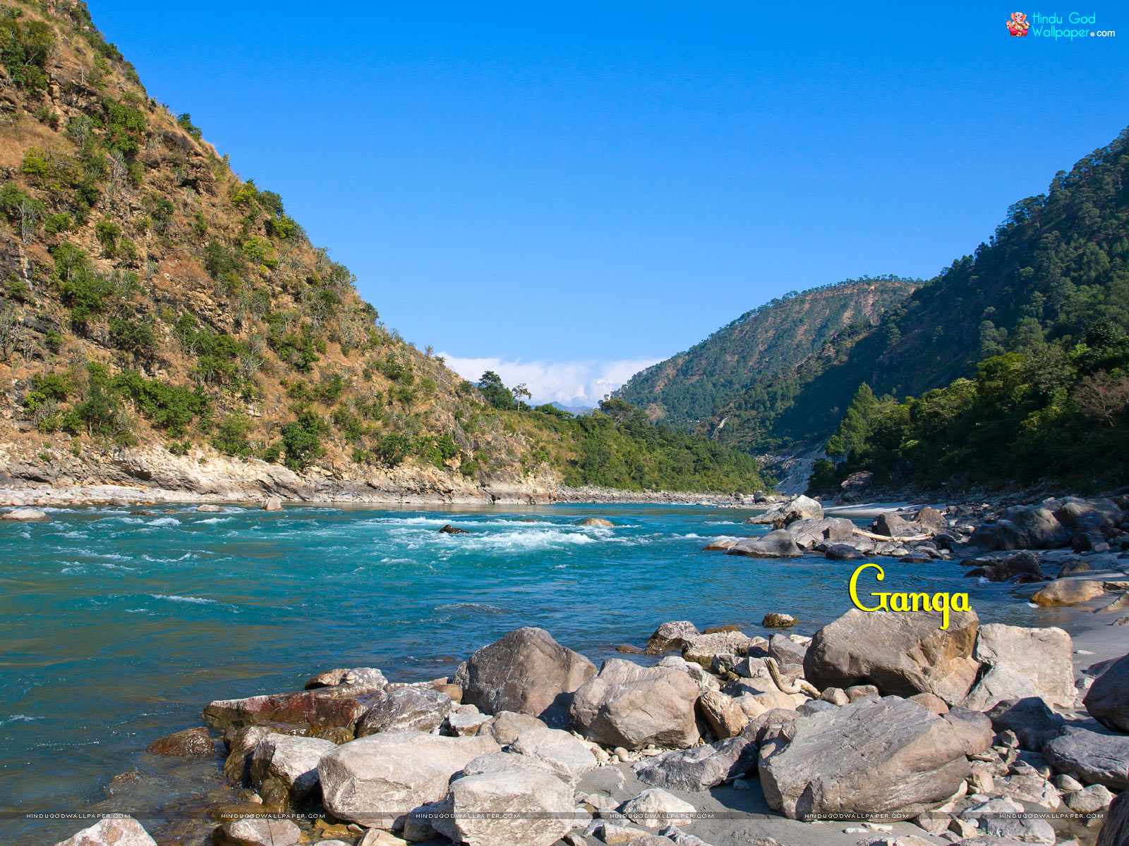 Ganga River HD