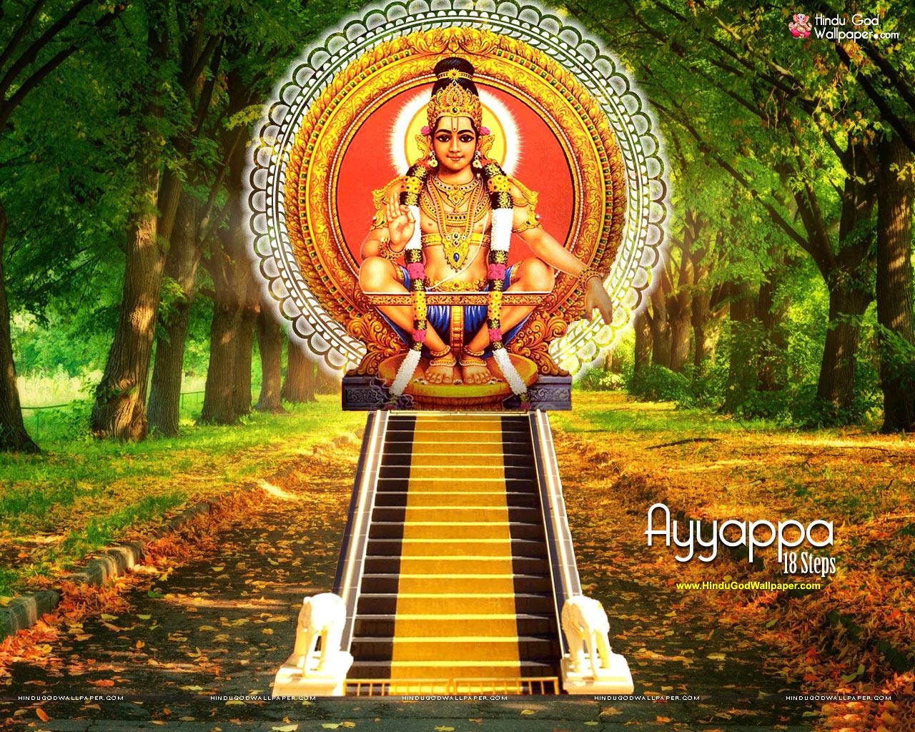 Ayyappa Wallpaper Hd High Resolution Download