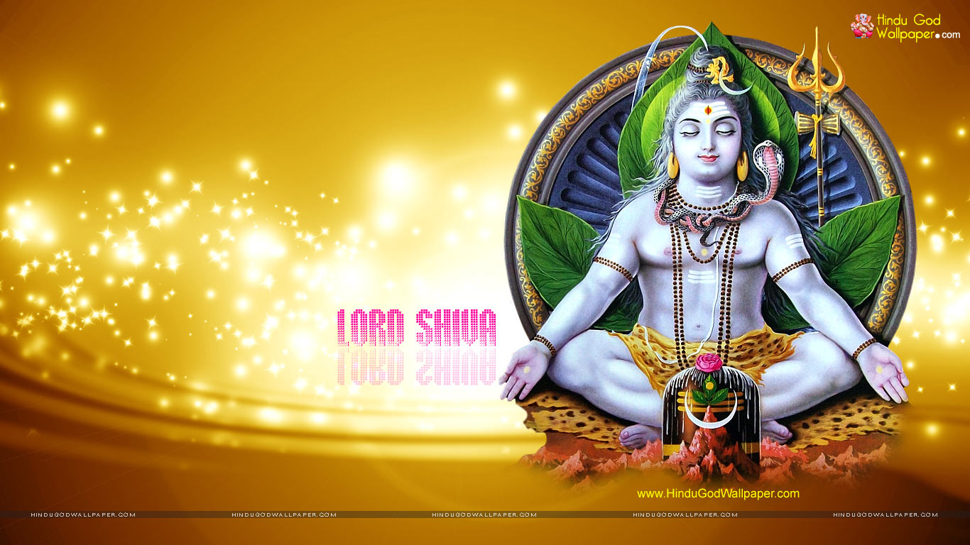 Lord Shiva Wallpapers 1366x768 HD Free Download