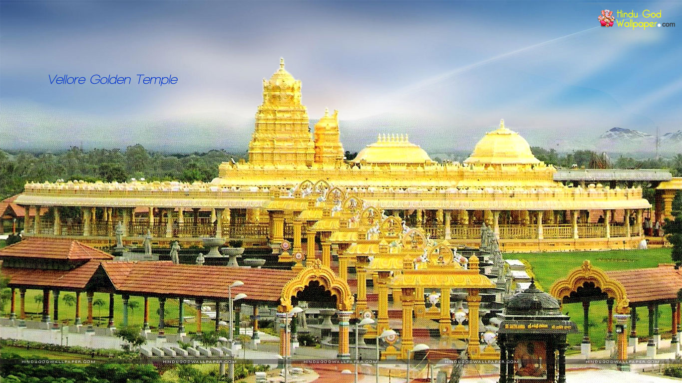 Dreams And Dimensions: Vellore Golden Temple