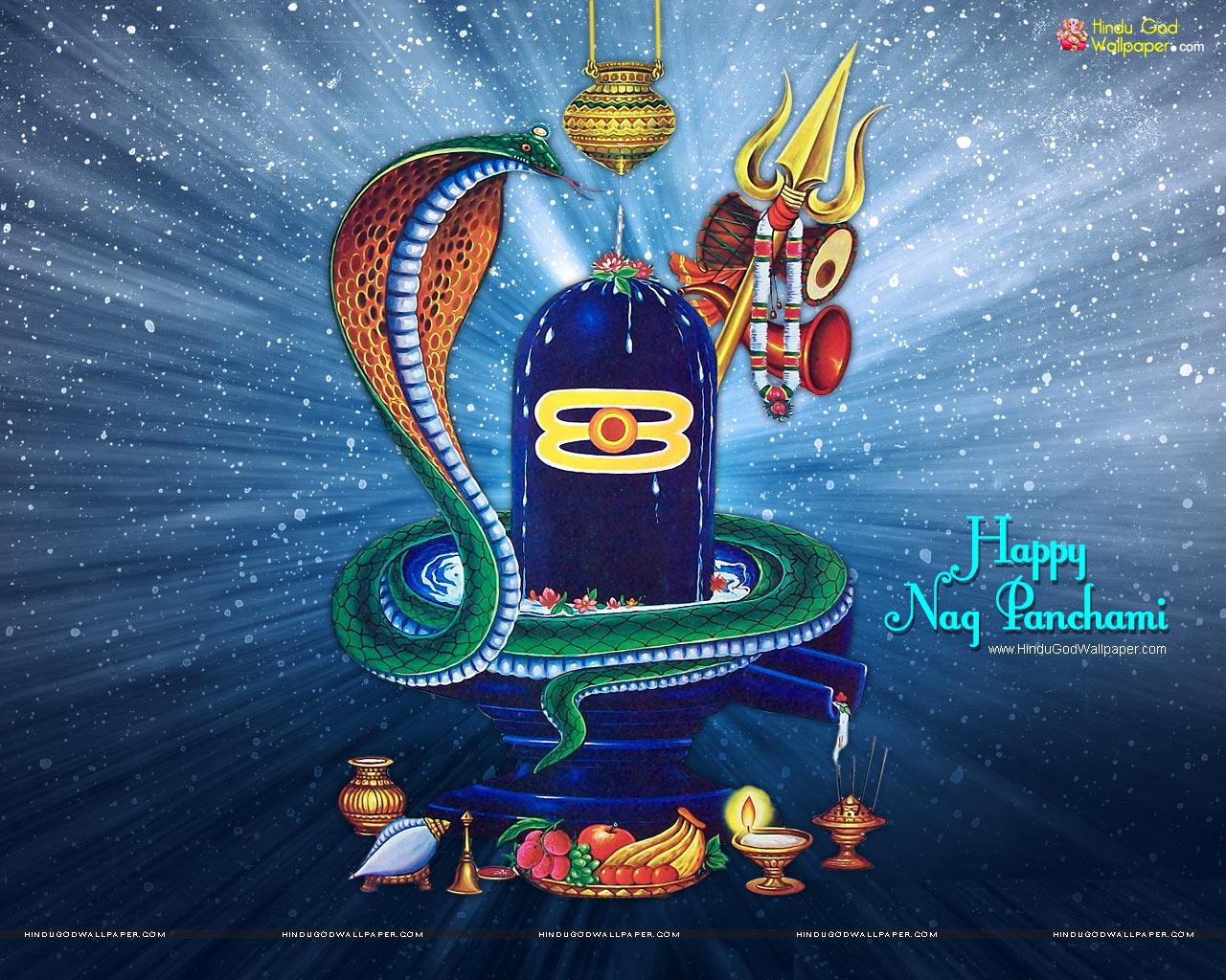Nag Panchami HD Wallpaper