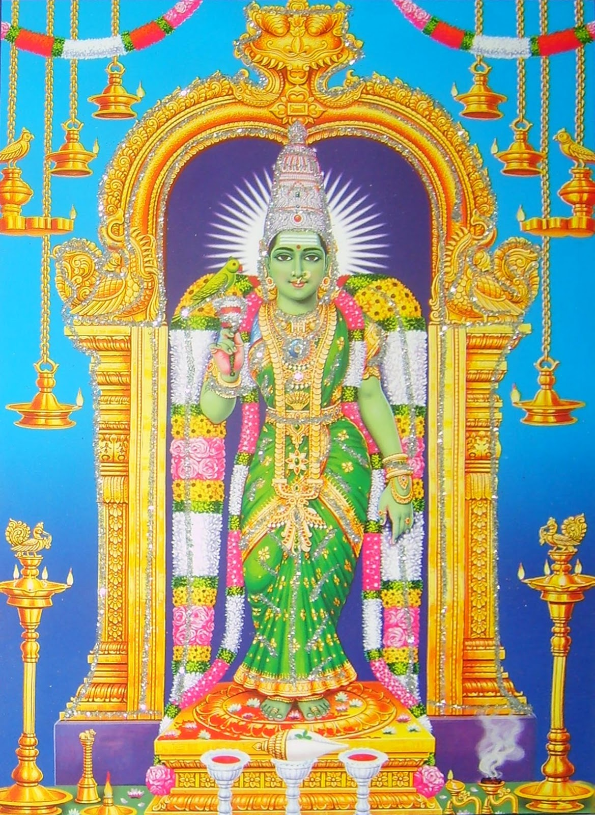 Meenakshi Temple - Wikipedia