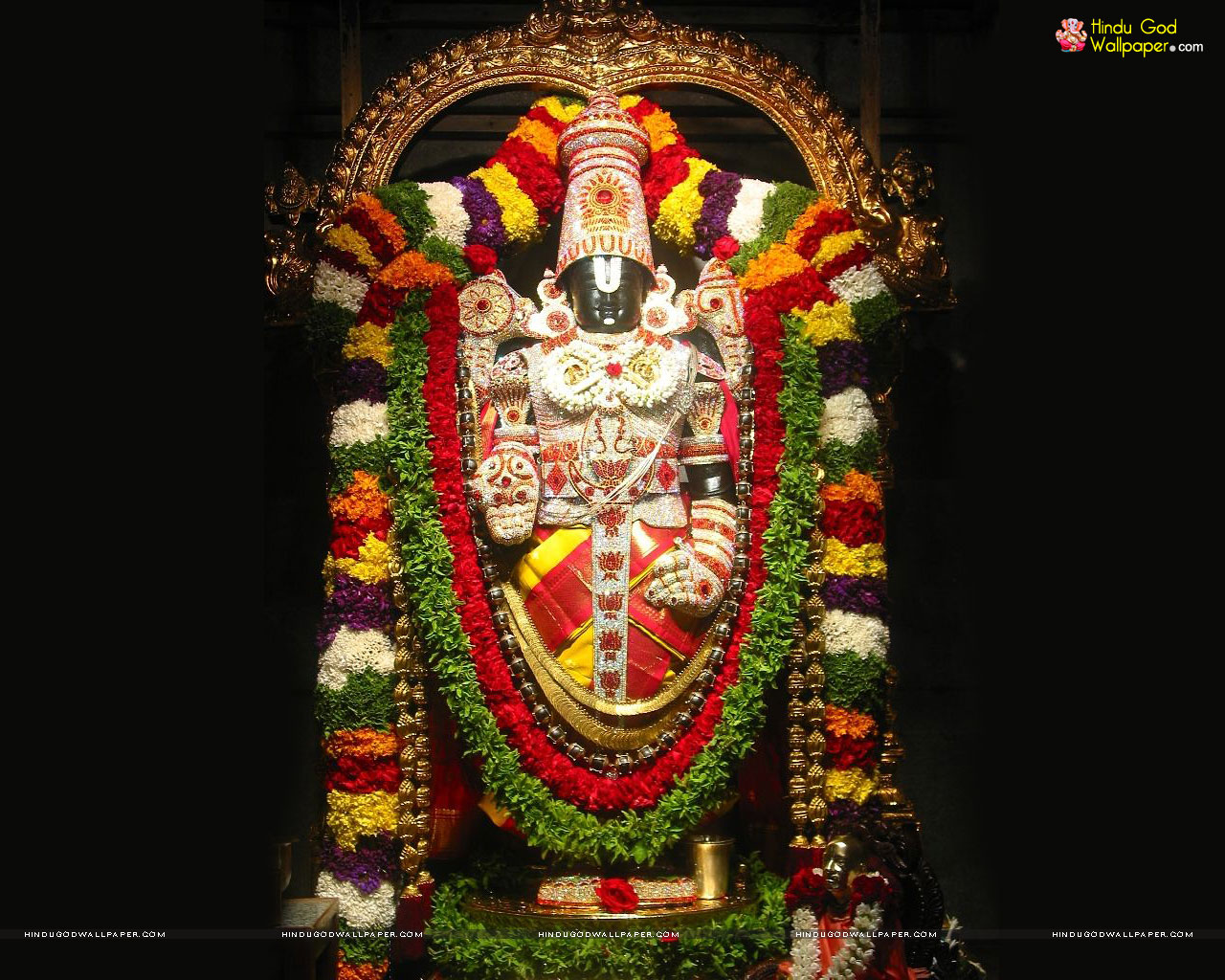 Lord Venkateswara Wallpaper HD High Resolution Download