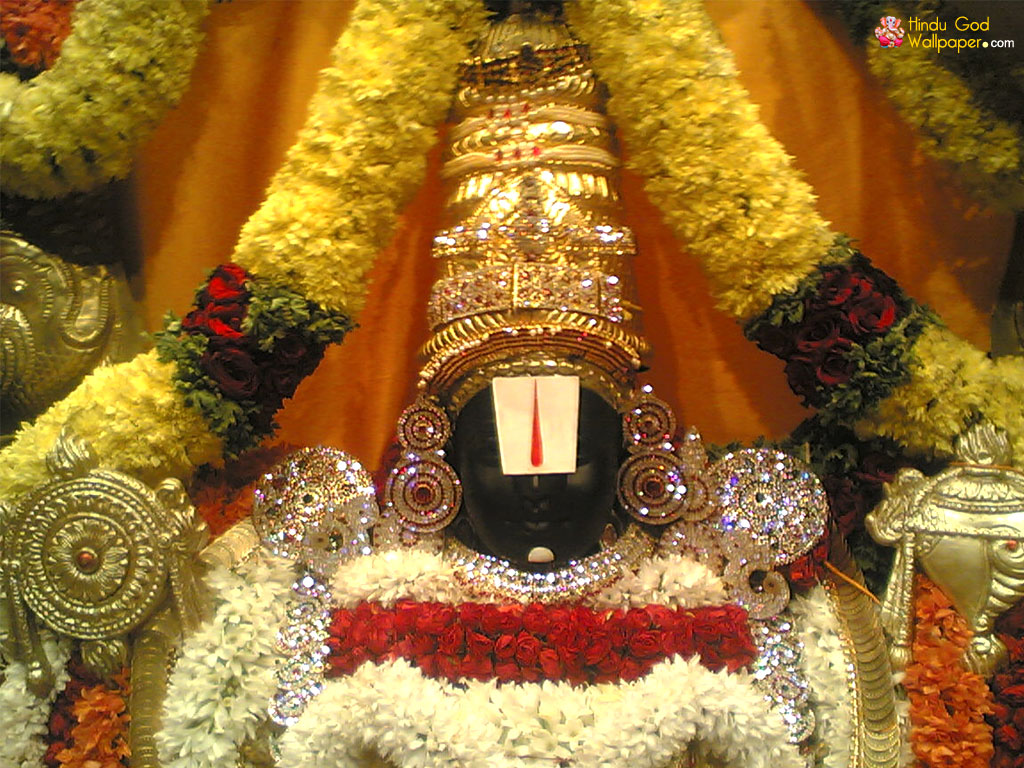 Tirupati Balaji Hd Wallpaper Free Download