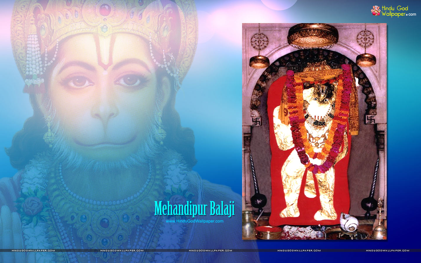 mehandipur balaji wallpaper
