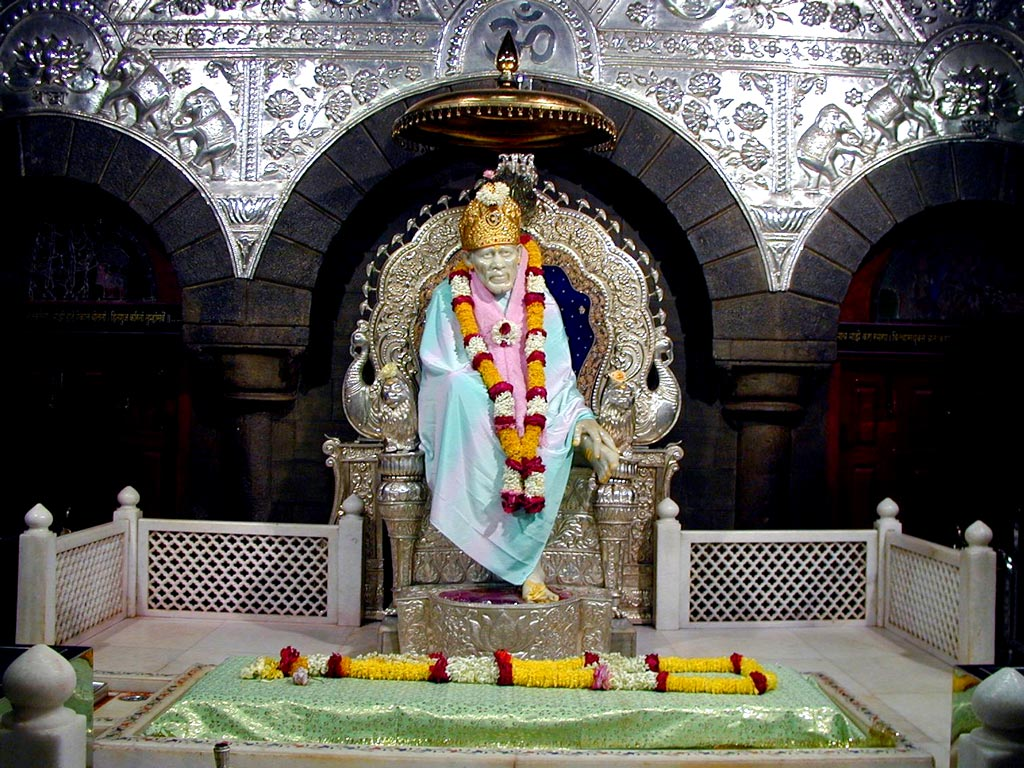 Free Download Sai Baba Wallpapers