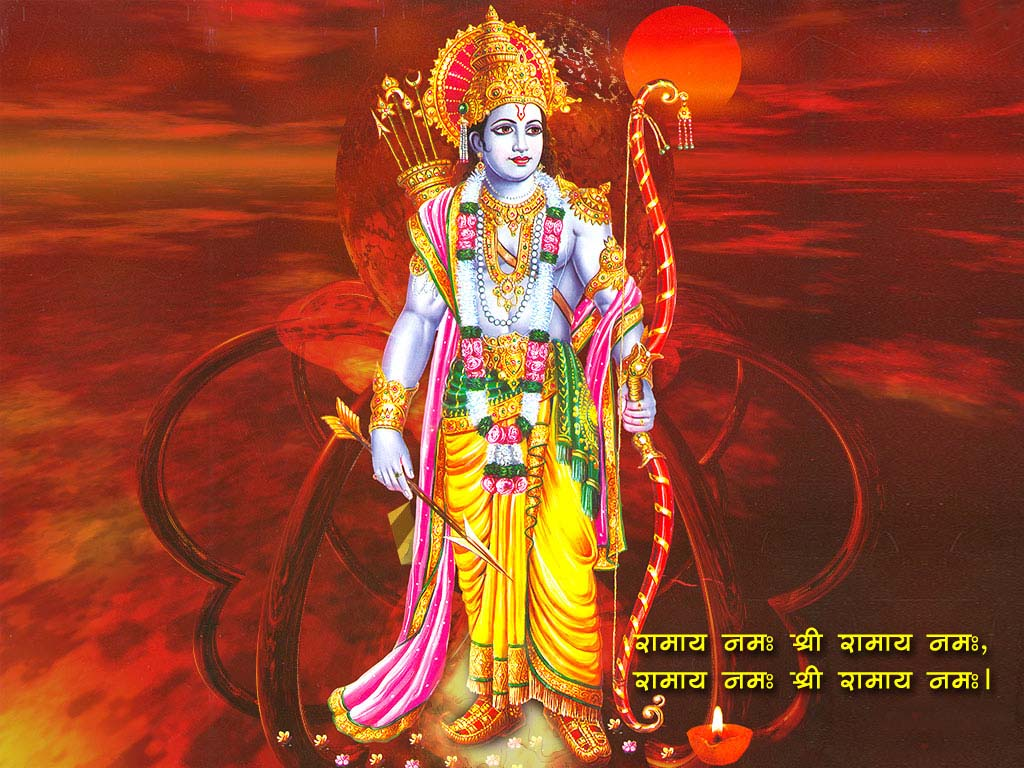 Bhagwan Shri Ram Wallpaper Free Download