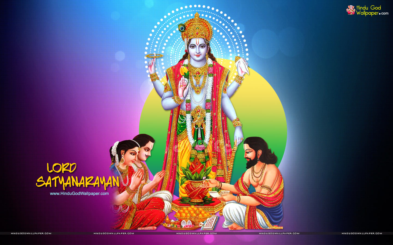 satyanarayana hd wallpaper