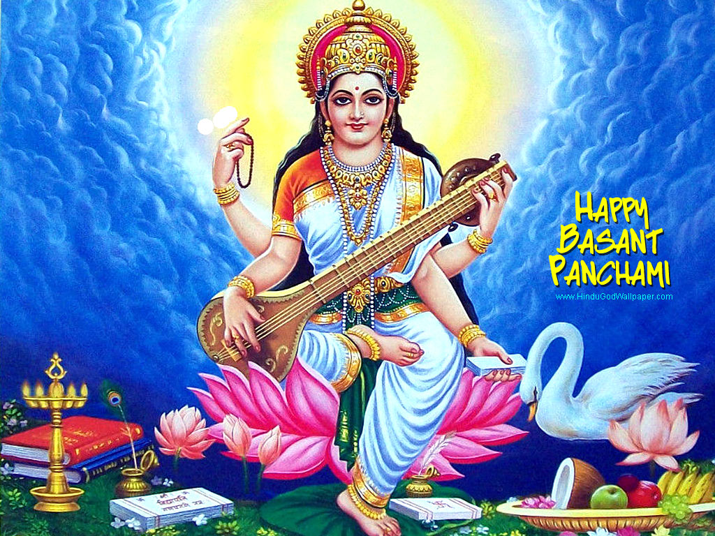 Happy Basant Panchami Wallpapers