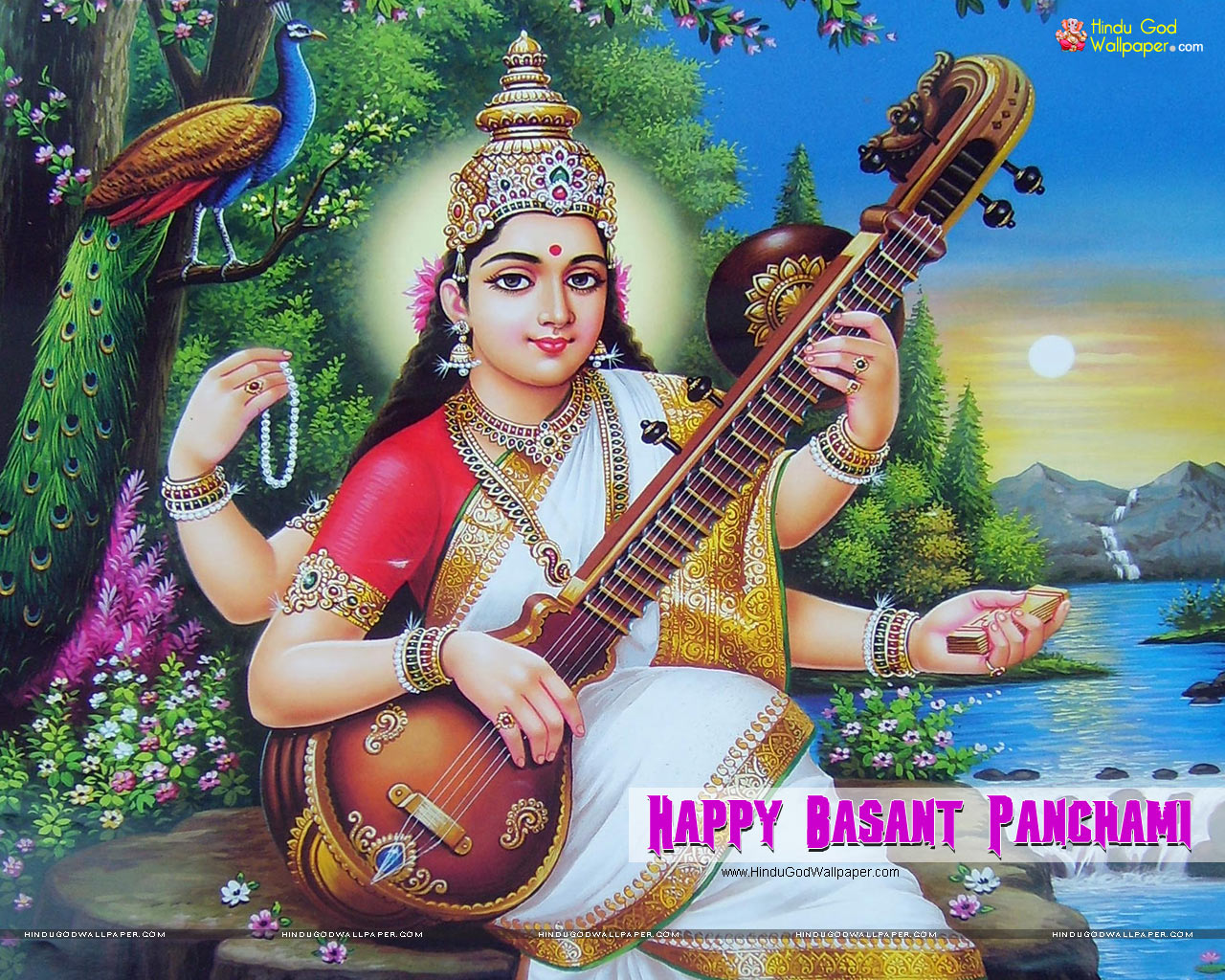 Basant Panchami Wallpaper