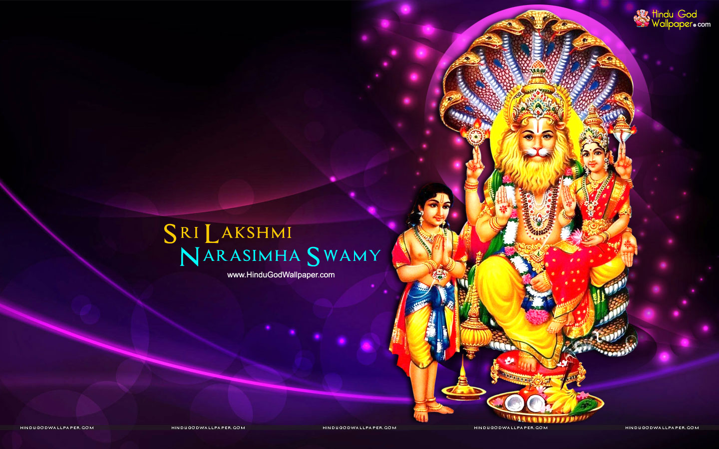 Lakshmi Narasimha HD Wallpapers Free Download