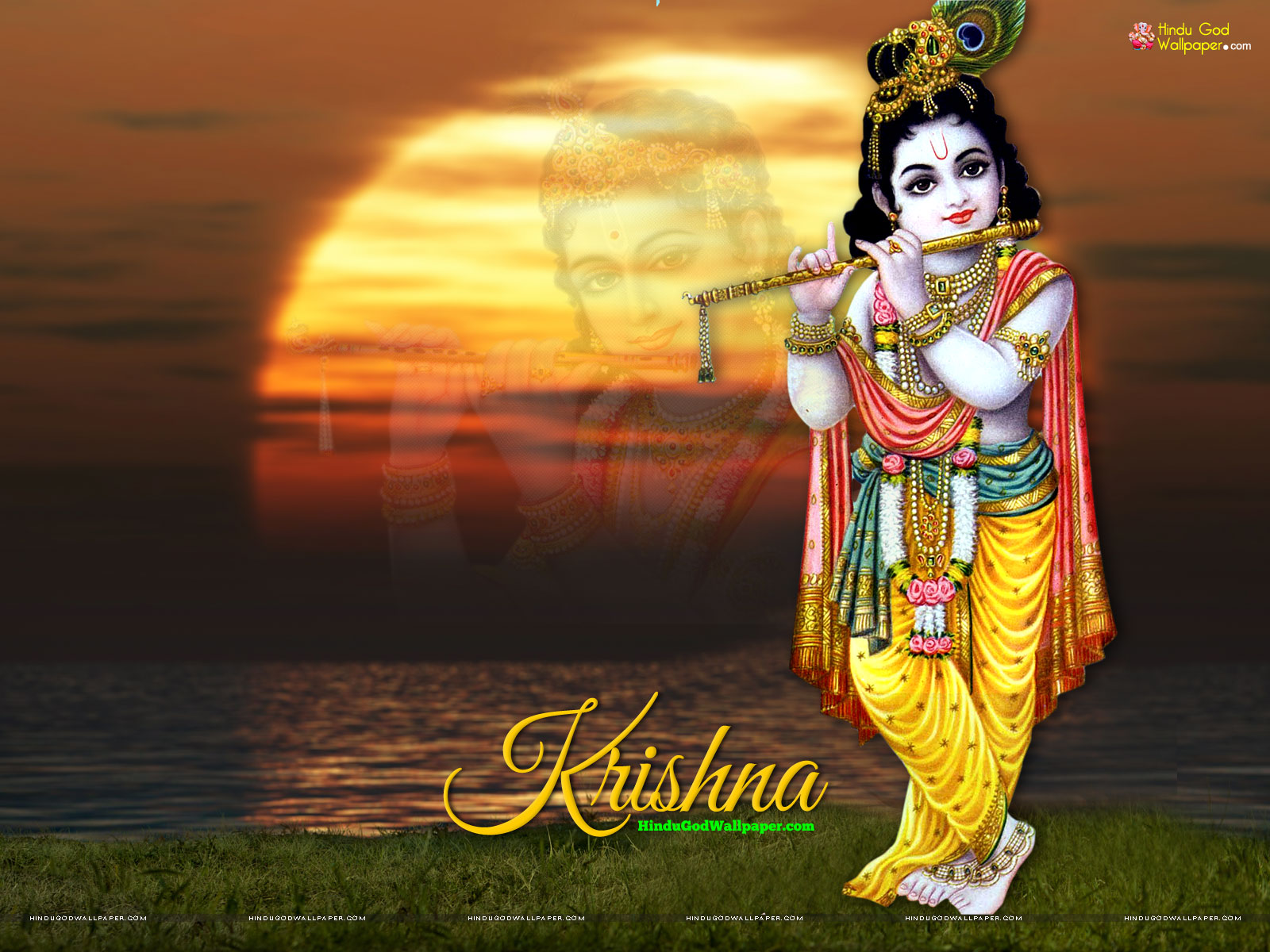 Bal Krishna Yashoda Wallpapers & Images Free Download