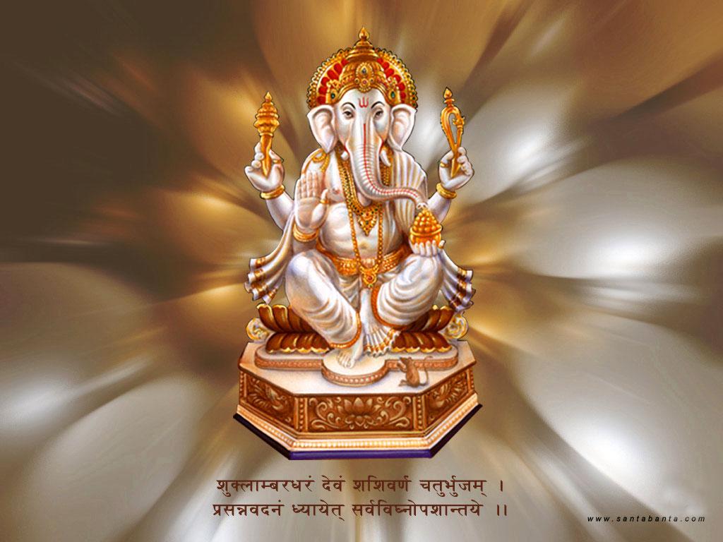 Khajrana Ganesh Wallpaper & Photo Download