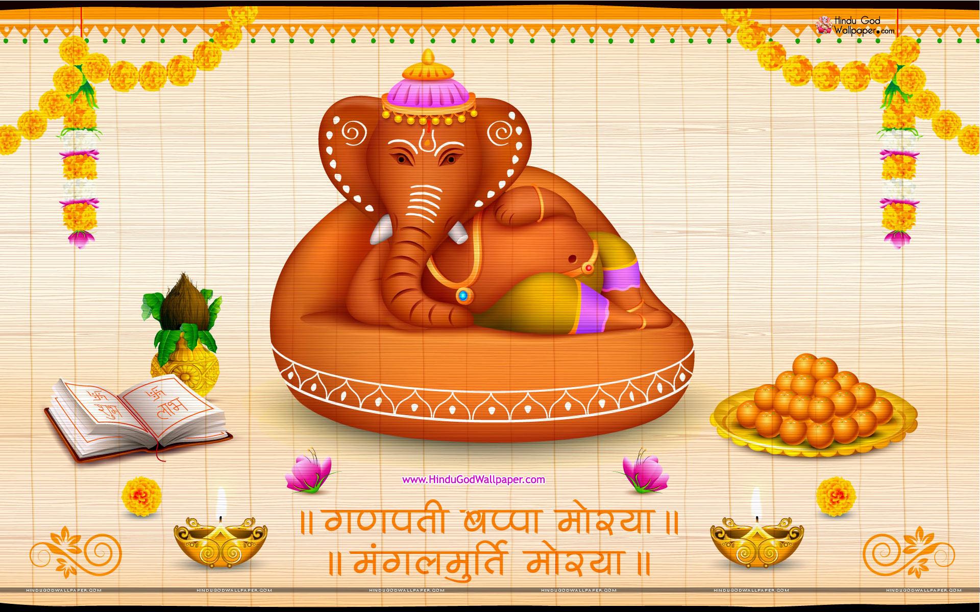 Lord Vinayagar Wallpapers Photos Hd Free Download