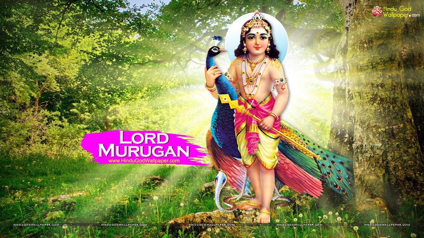 Child Murugan