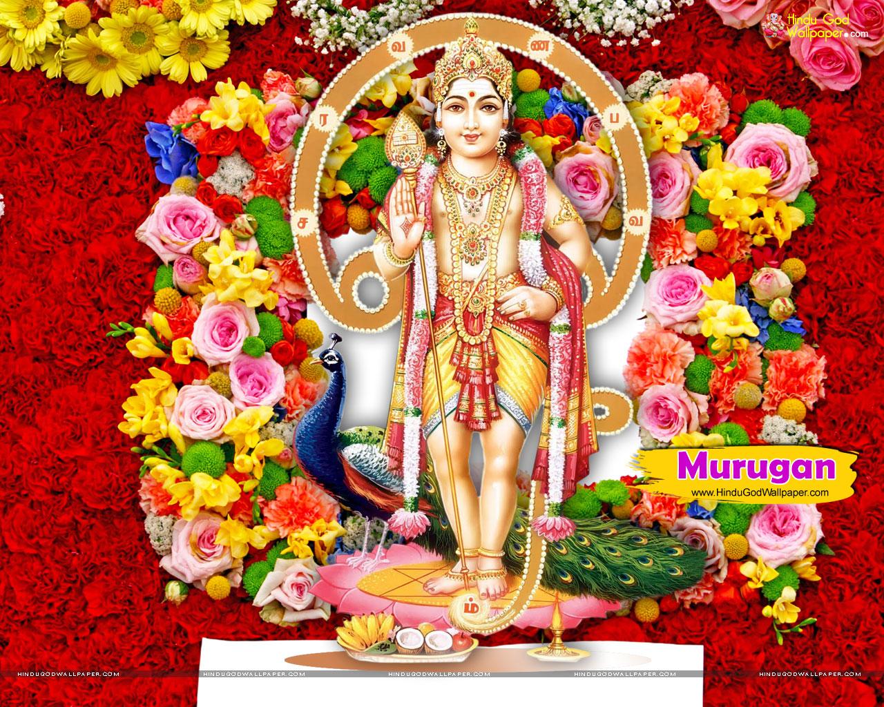 lord murugan live wallpaper free download