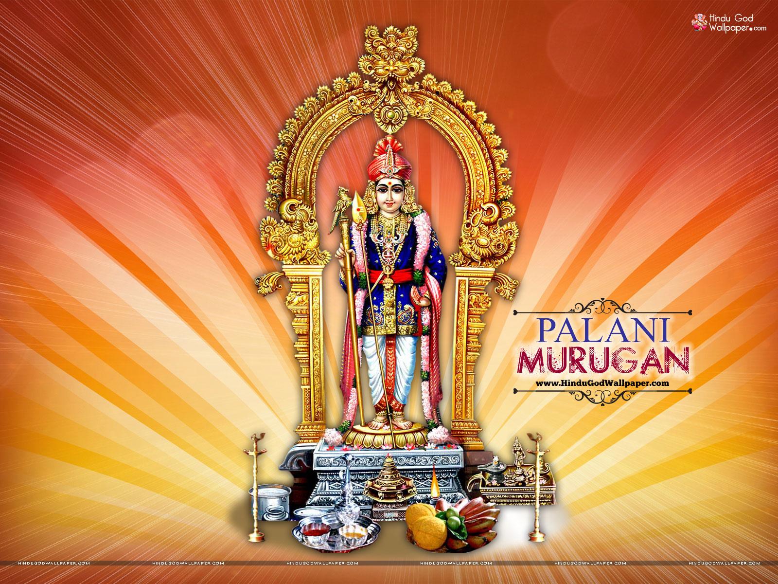 Palani Murugan Hd Wallpapers For Desktop Download