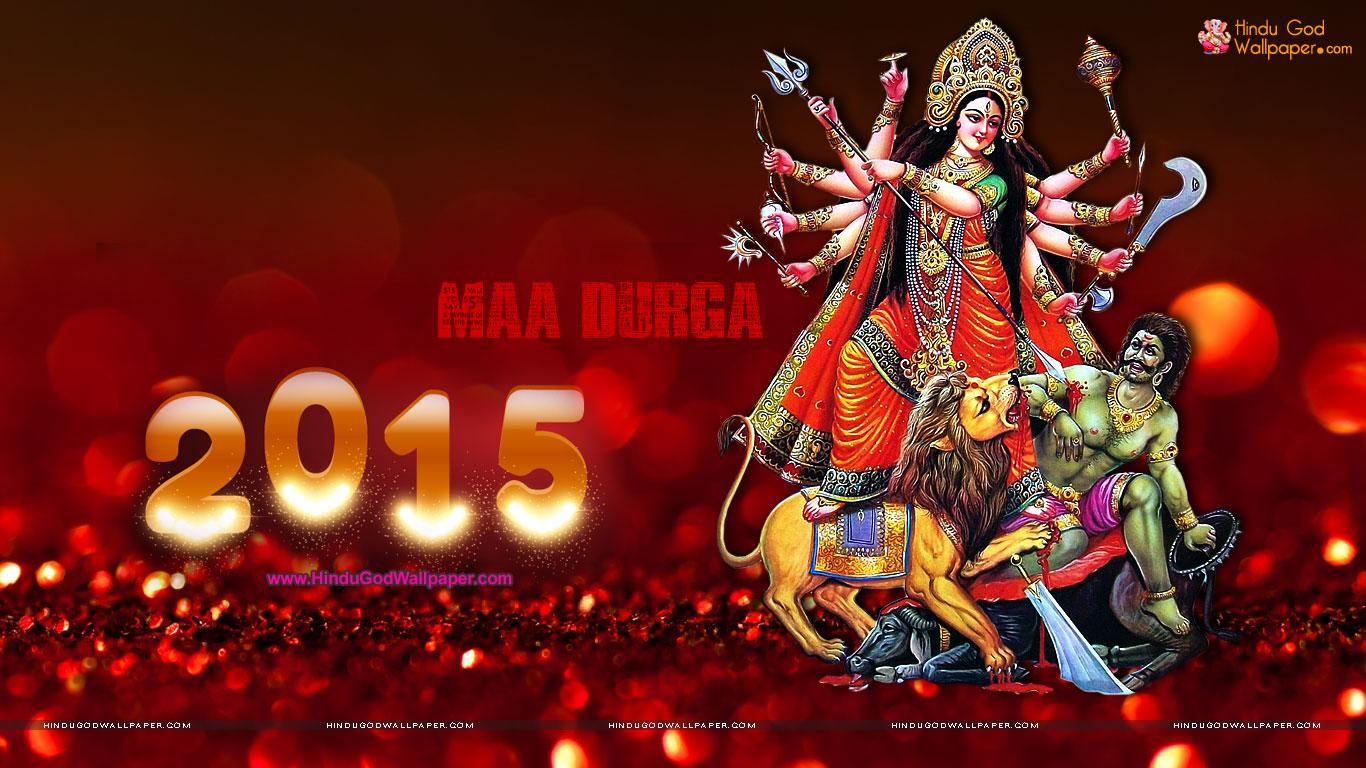 Maa Durga Ji Ke Wallpaper For Desktop Free Download