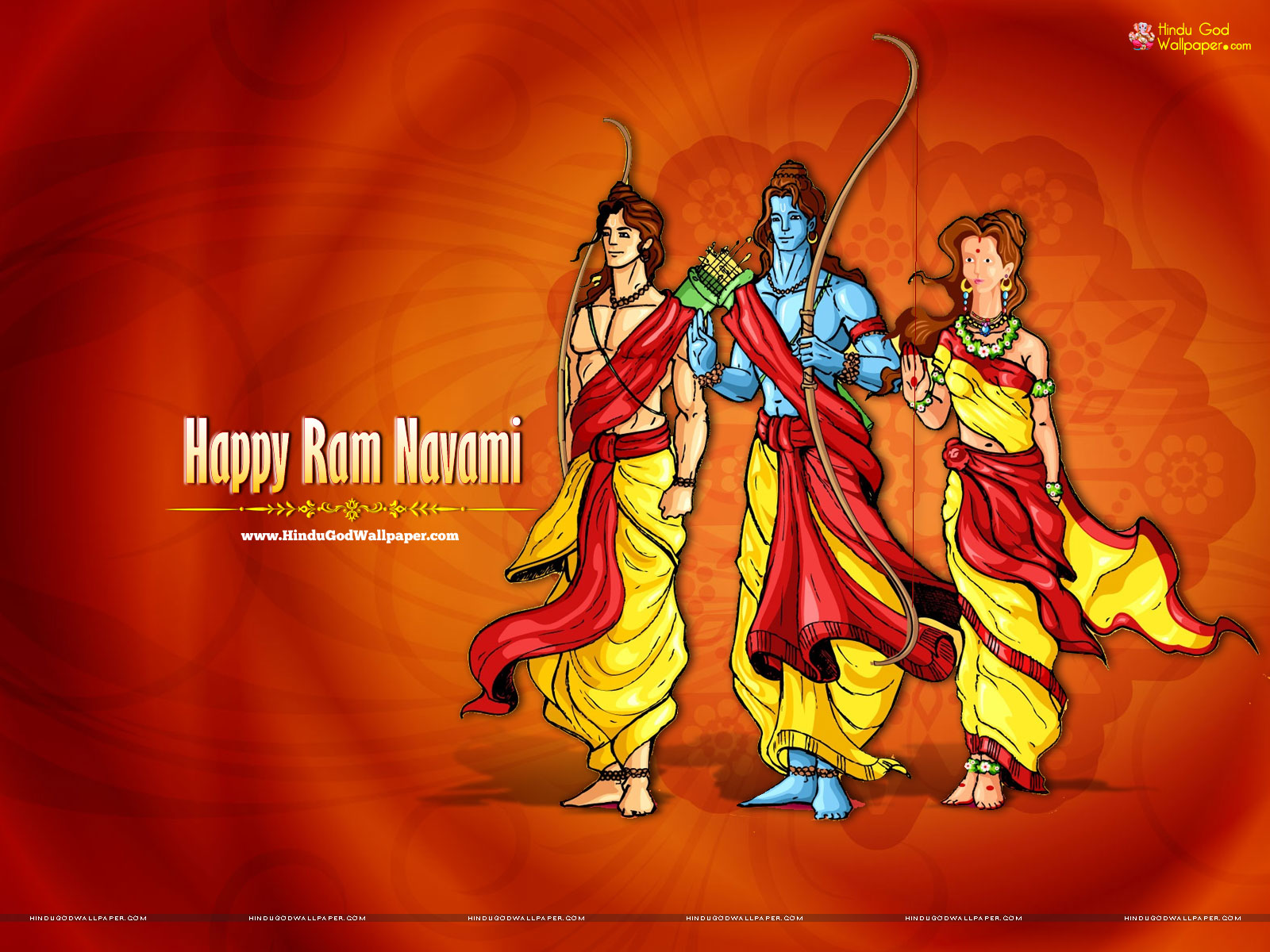 sri ram navami wallpaper