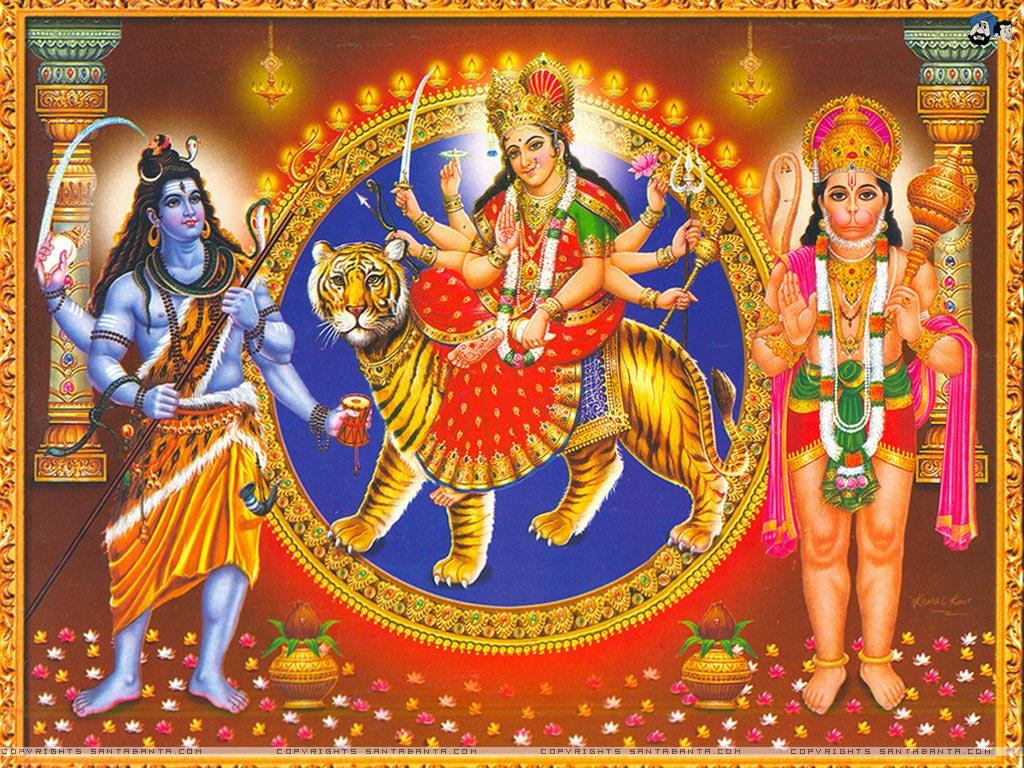 Latest Nav Durga Wallpaper Maa Durga Wallpaper