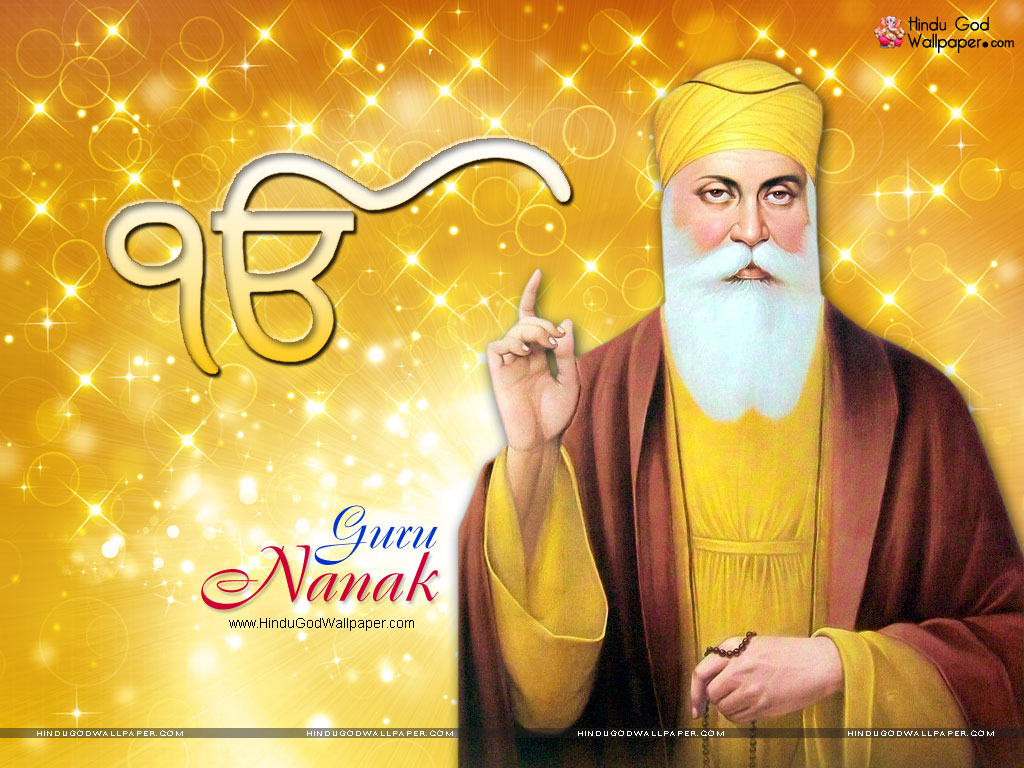 Guru nanak dev hd wallpaper desktop download.