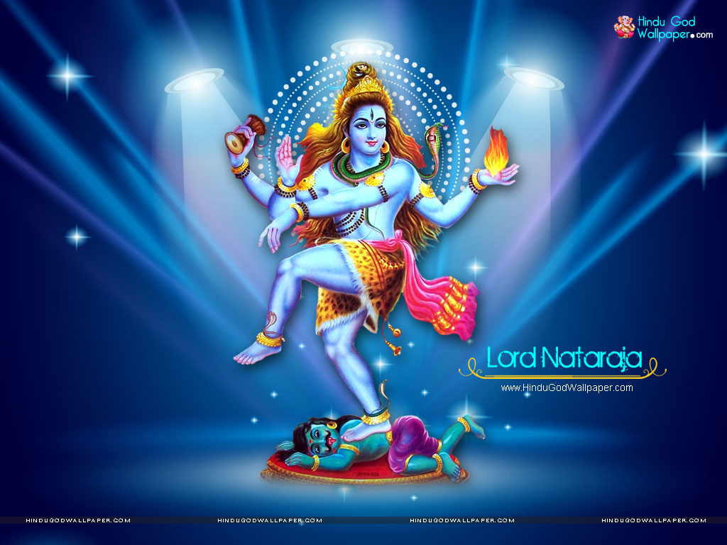 Lord Shiva Natraj Wallpaper For Desktop Free Download