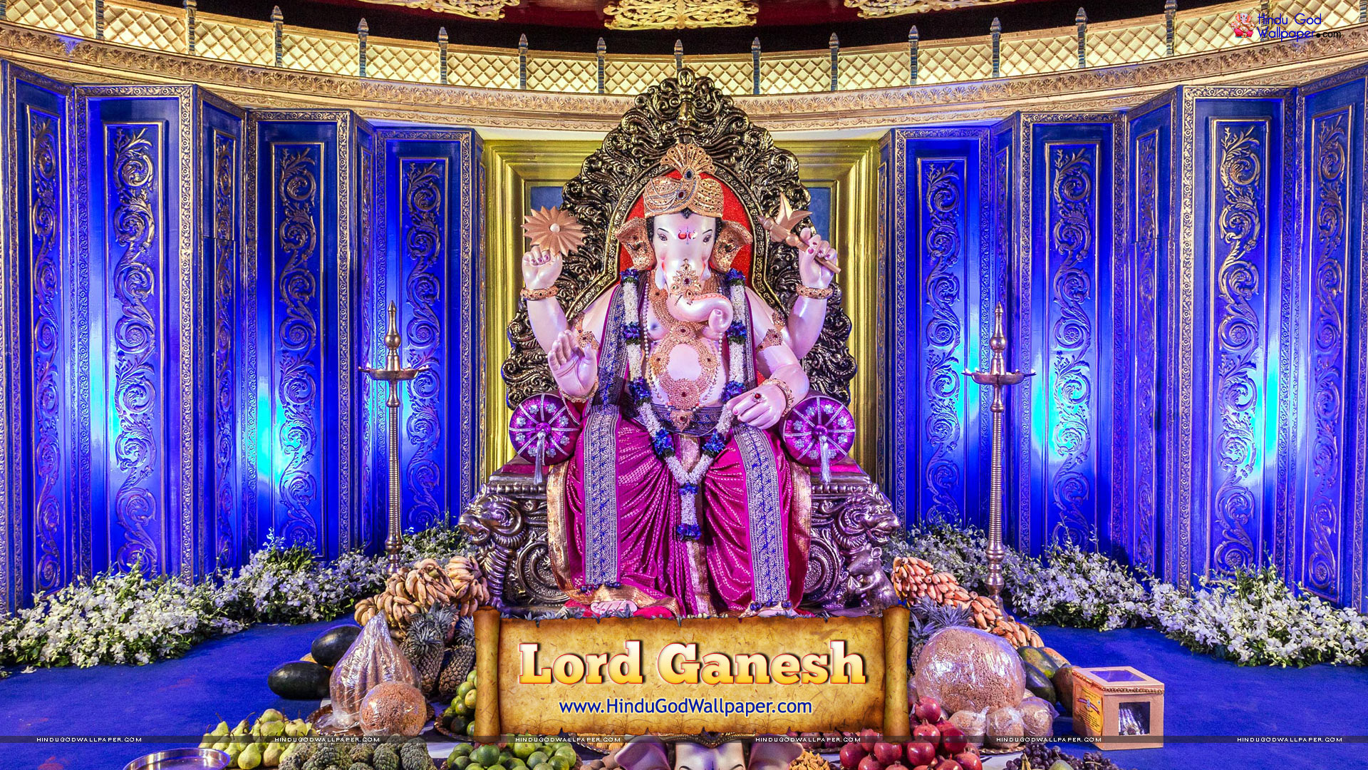 Lord Ganesha HD