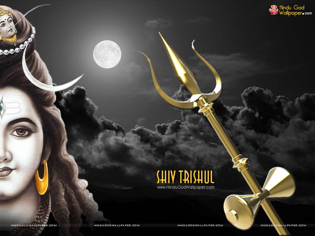Lord Shiv Trishul Wallpapers And Images Free Download
