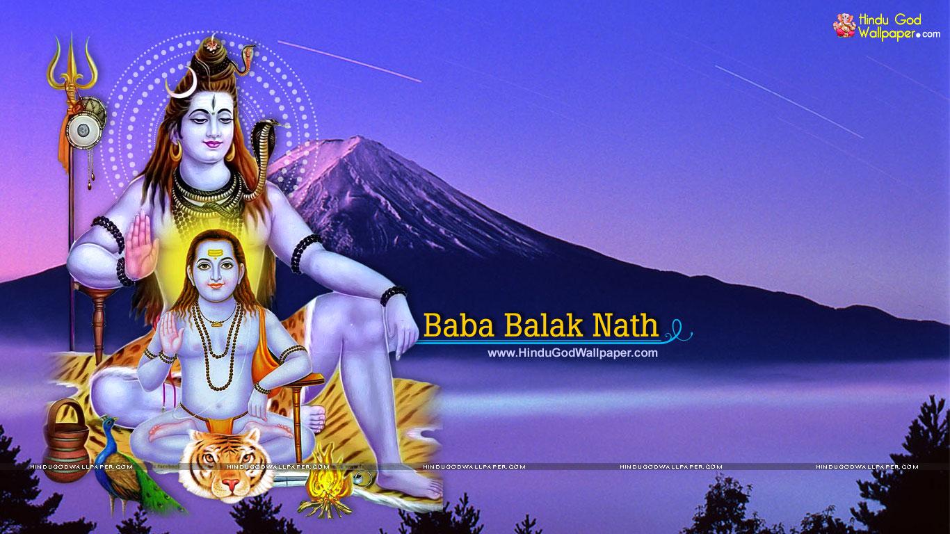 Baba Balak Nath Hd Full Size Wallpaper Download