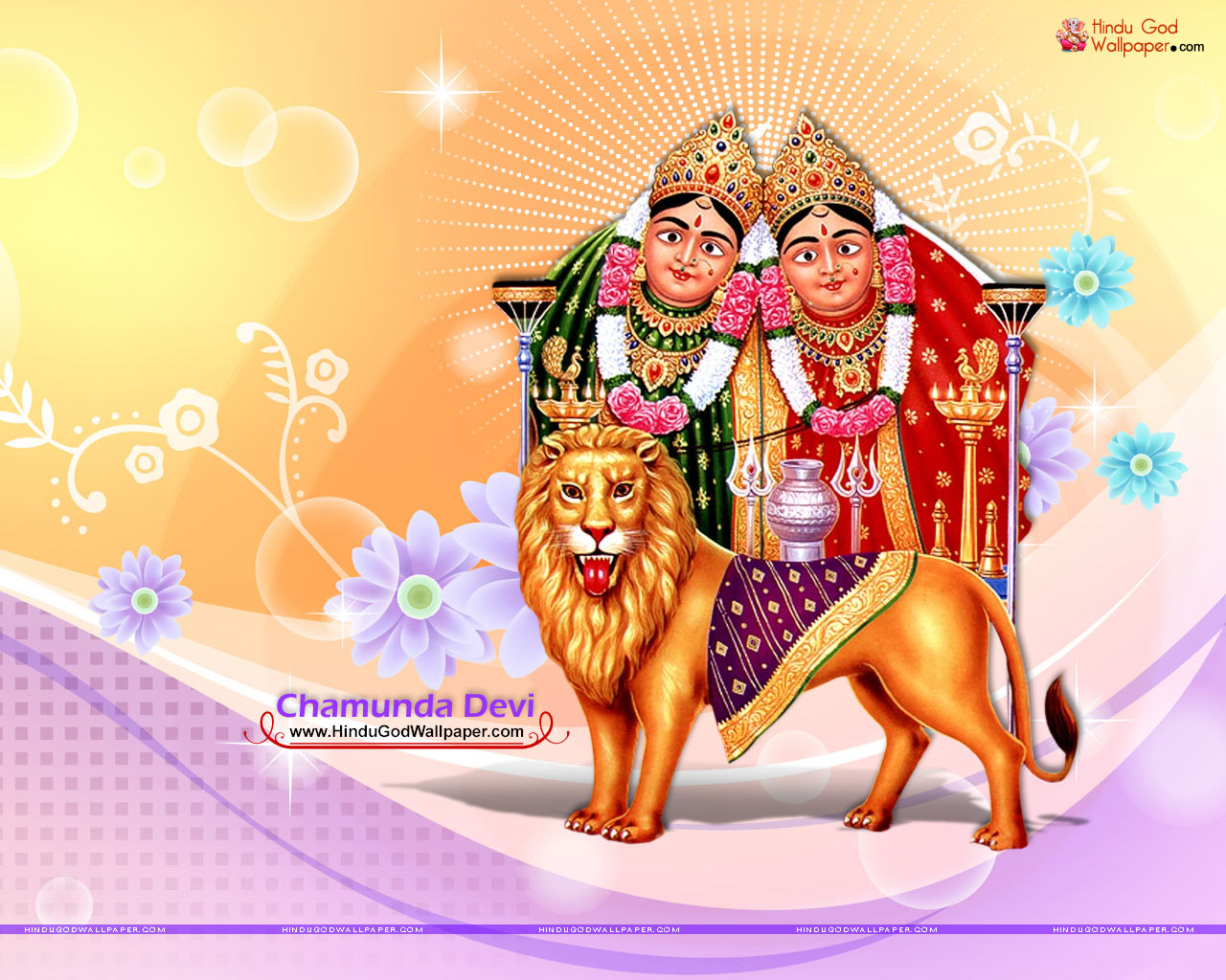 chamunda devi wallpapers