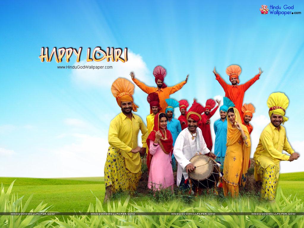 Lohri Festival Wallpaper