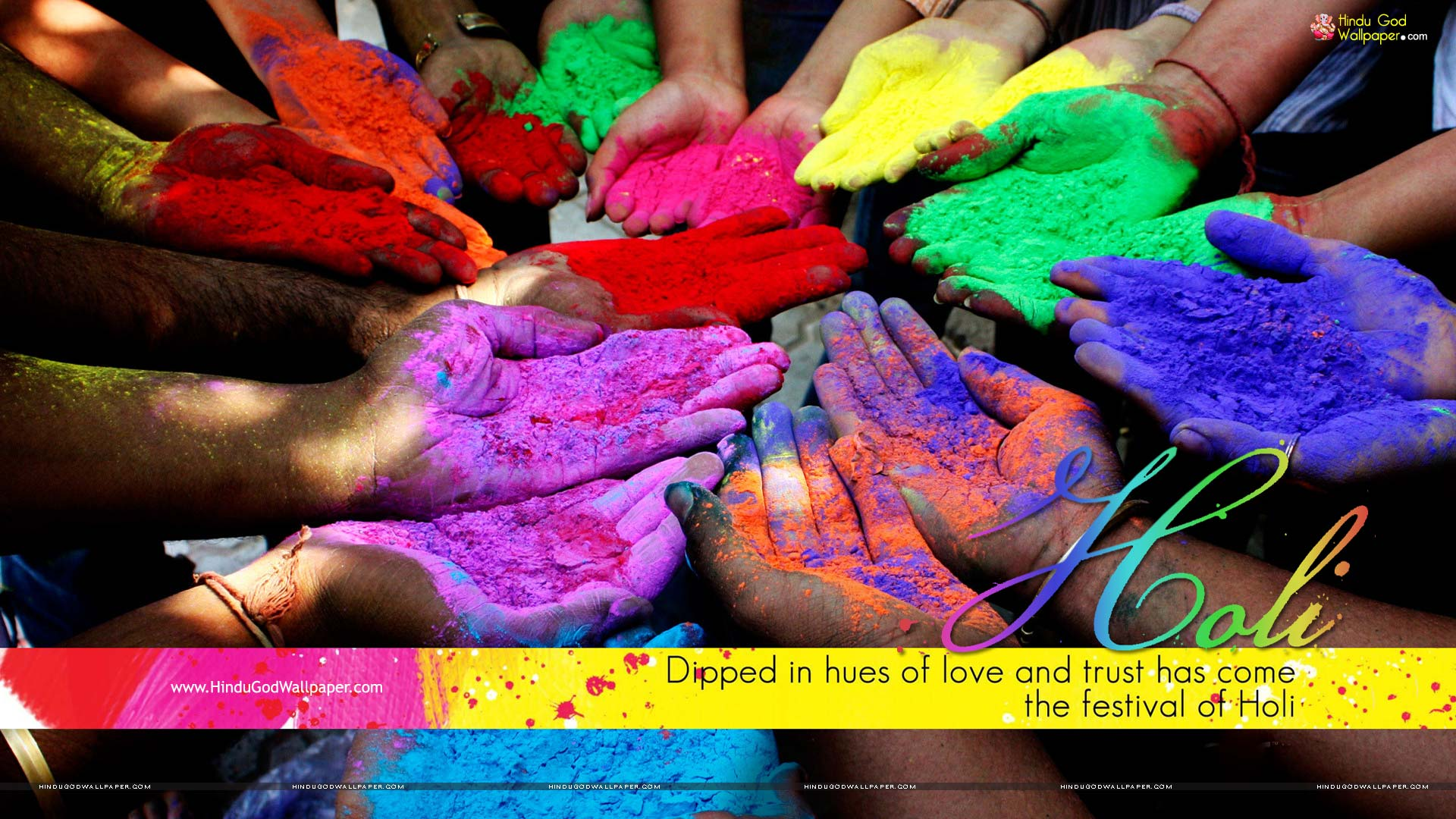Advance Happy Holi Wallpapers Images Free Download