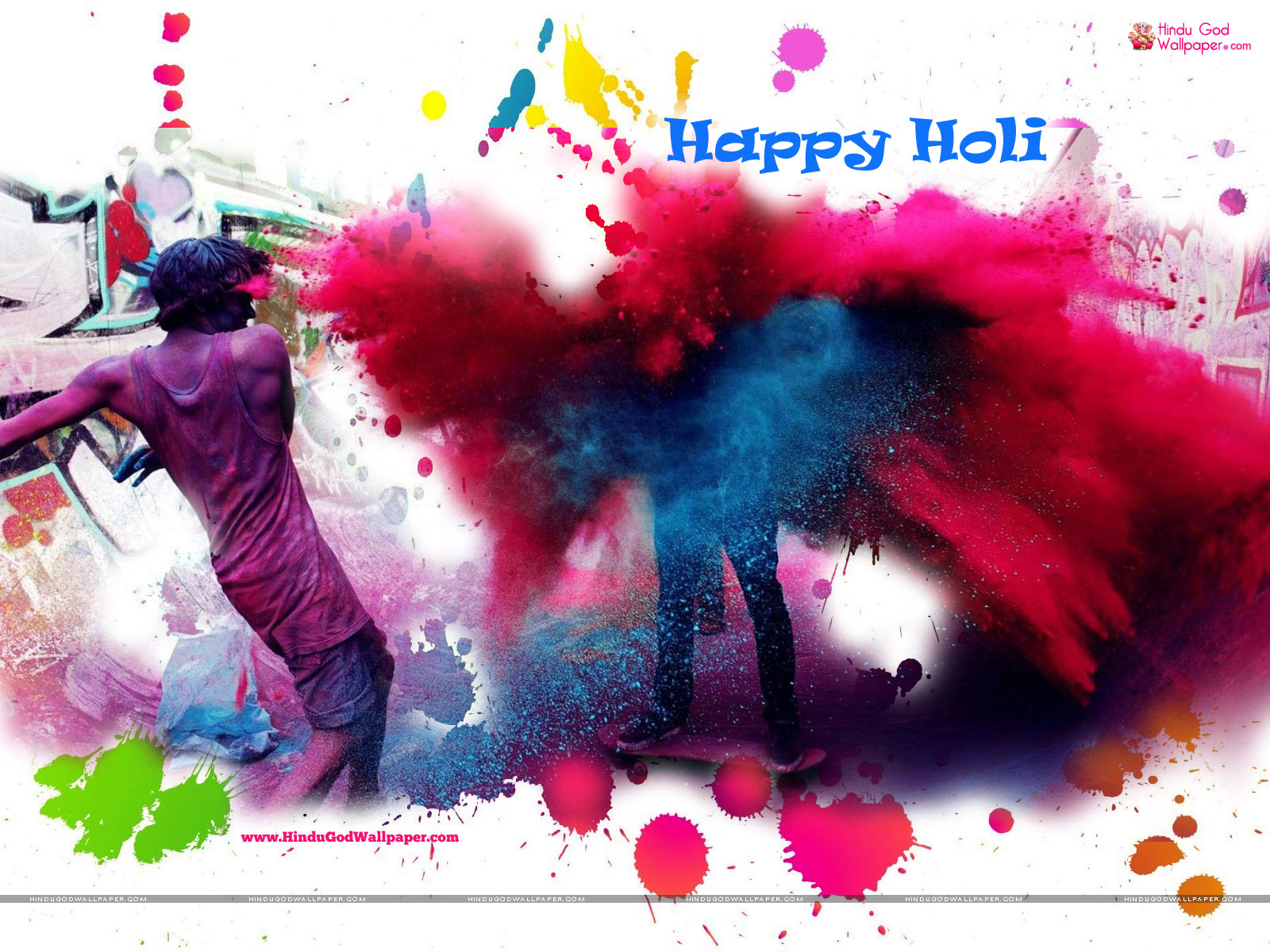 Braj Holi Wallpapers Photos Images Free Download