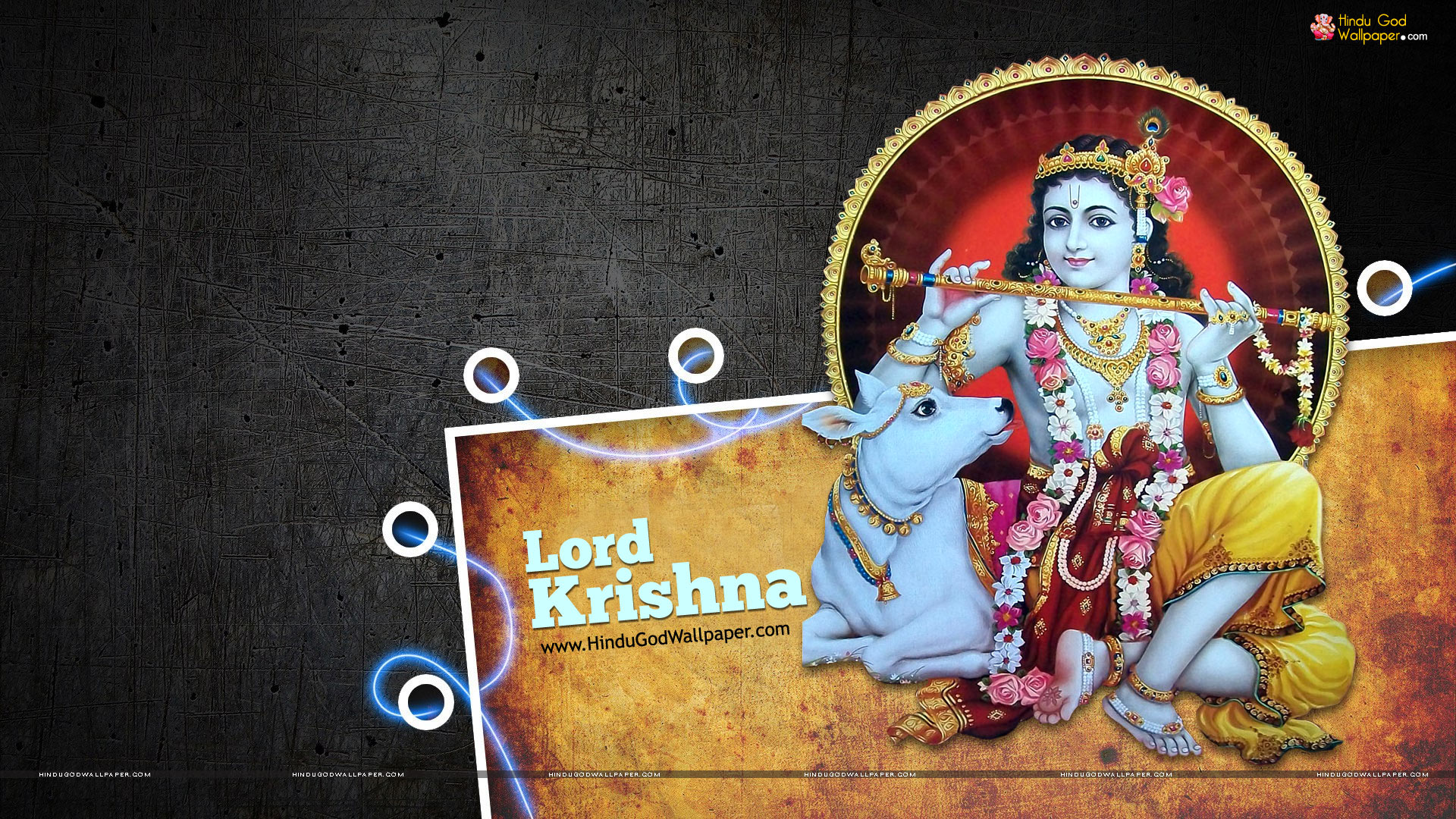Lord Krishna Wallpaper 1080p Hd Full Size Download