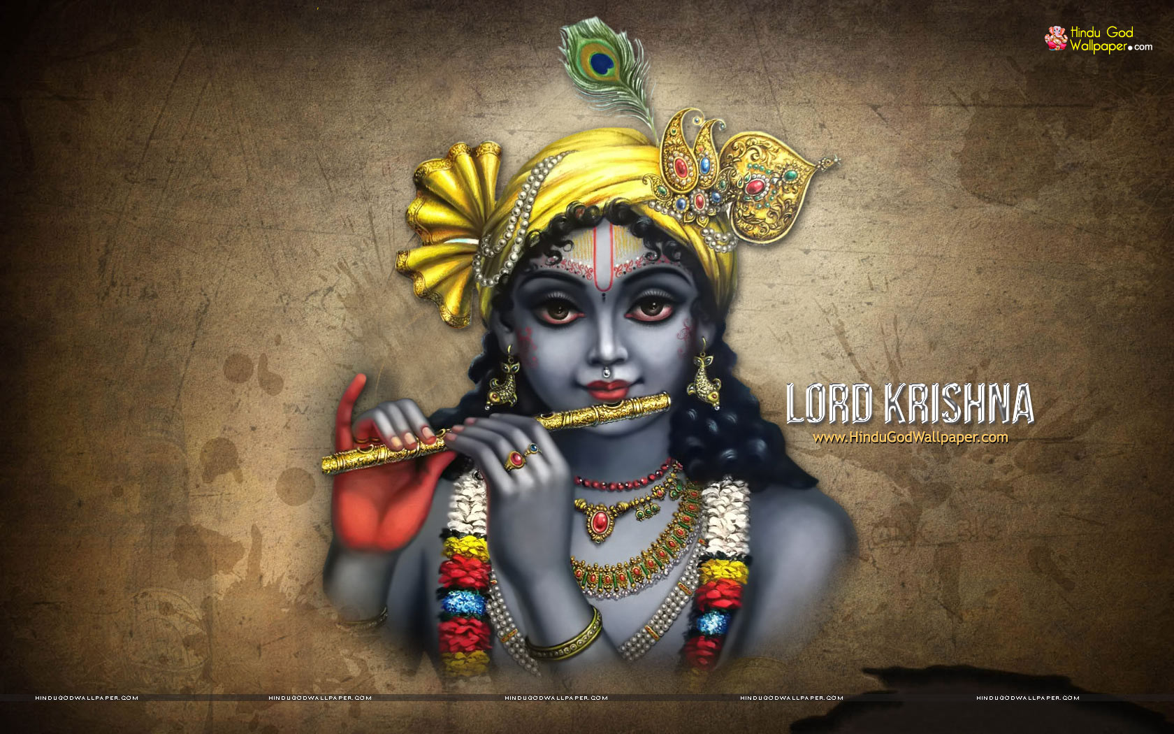 2714 krishna wallpaper