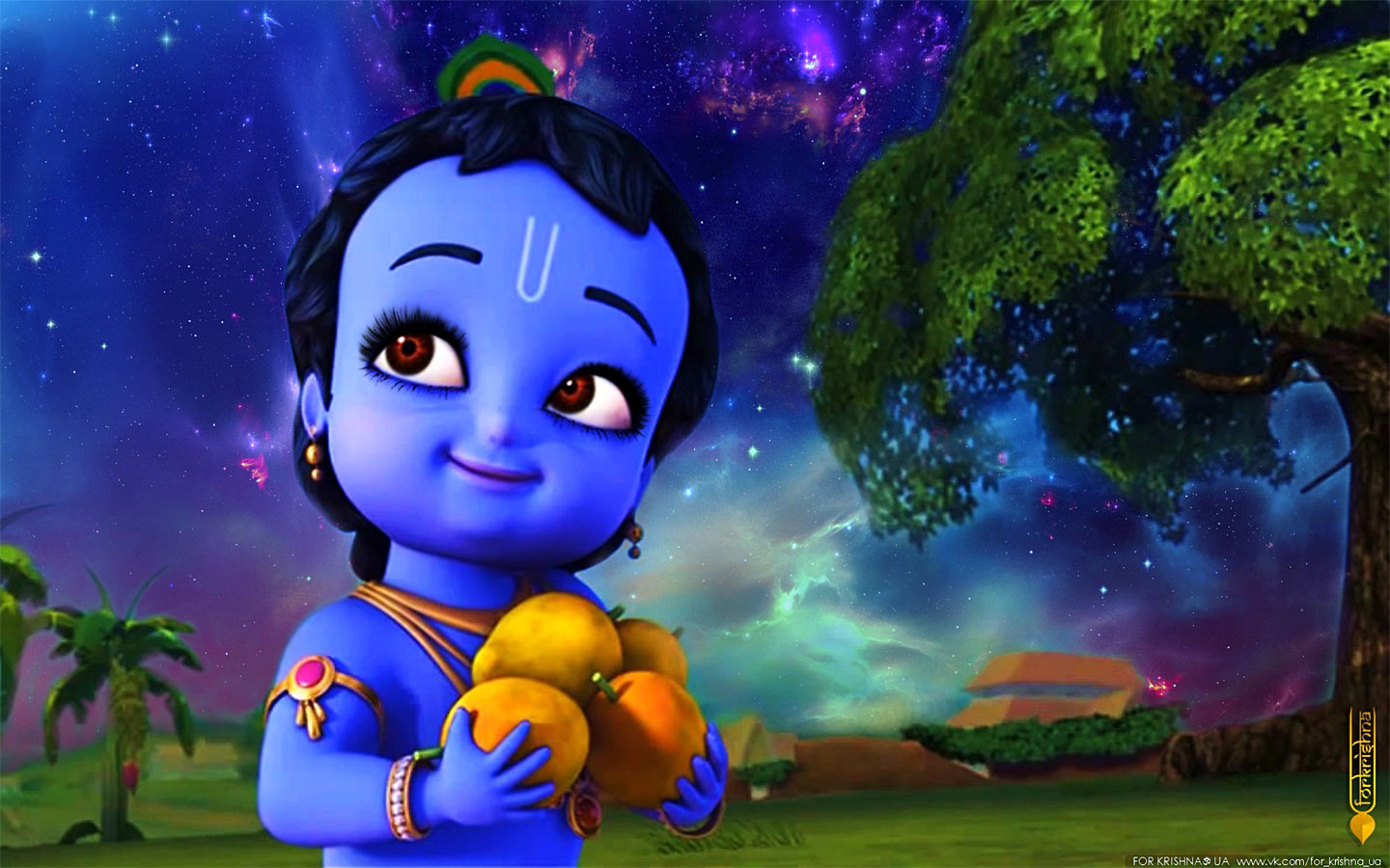 Image of: Lord Foap Little Krishna Hd Wallpaper Full Size Free Download