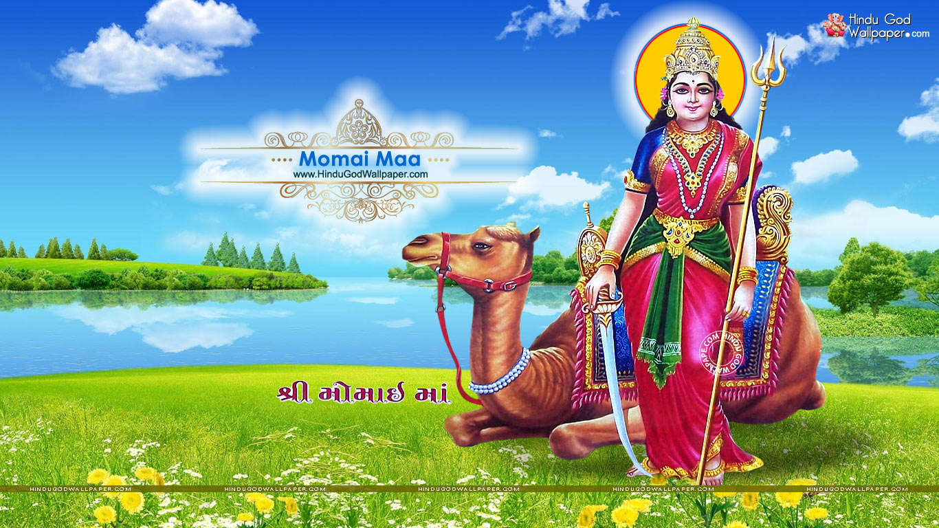 momai mataji wallpaper