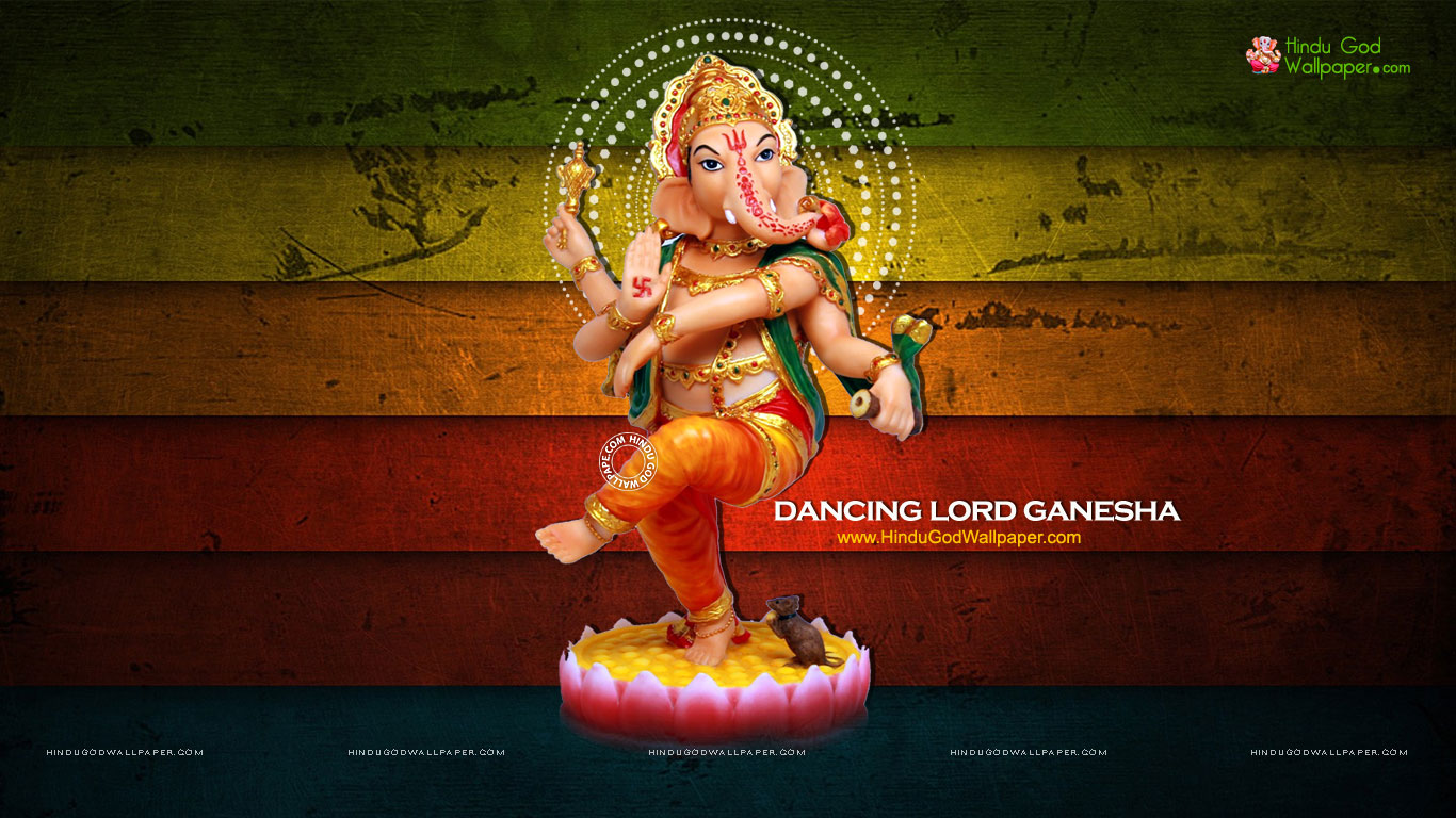 Dancing Ganesha HD