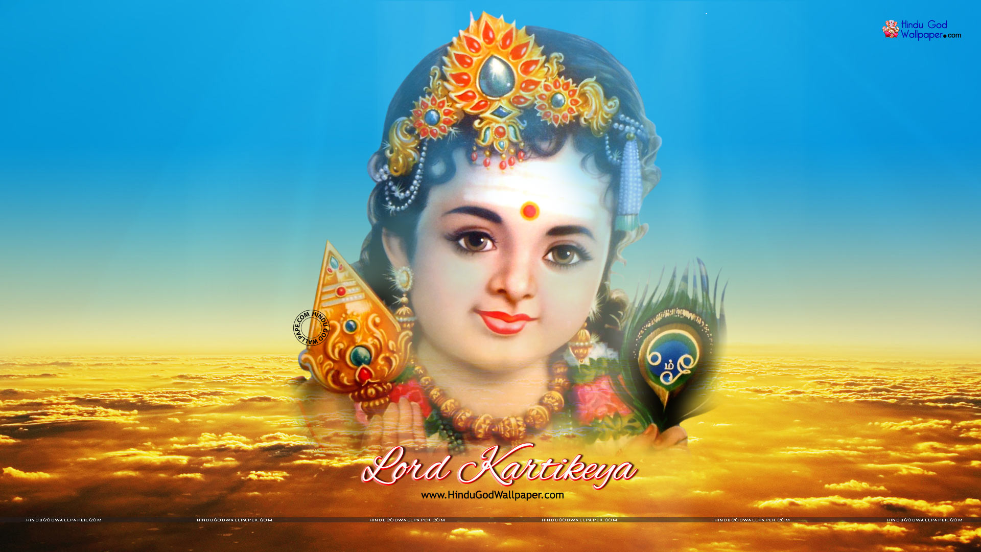 lord kartikeya hd wallpaper