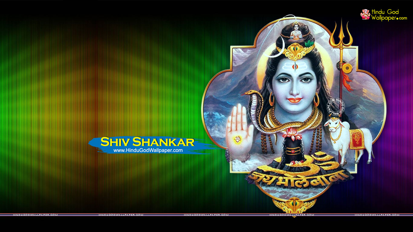 Shiv Shankar Hd Wallpapers Images Free Download