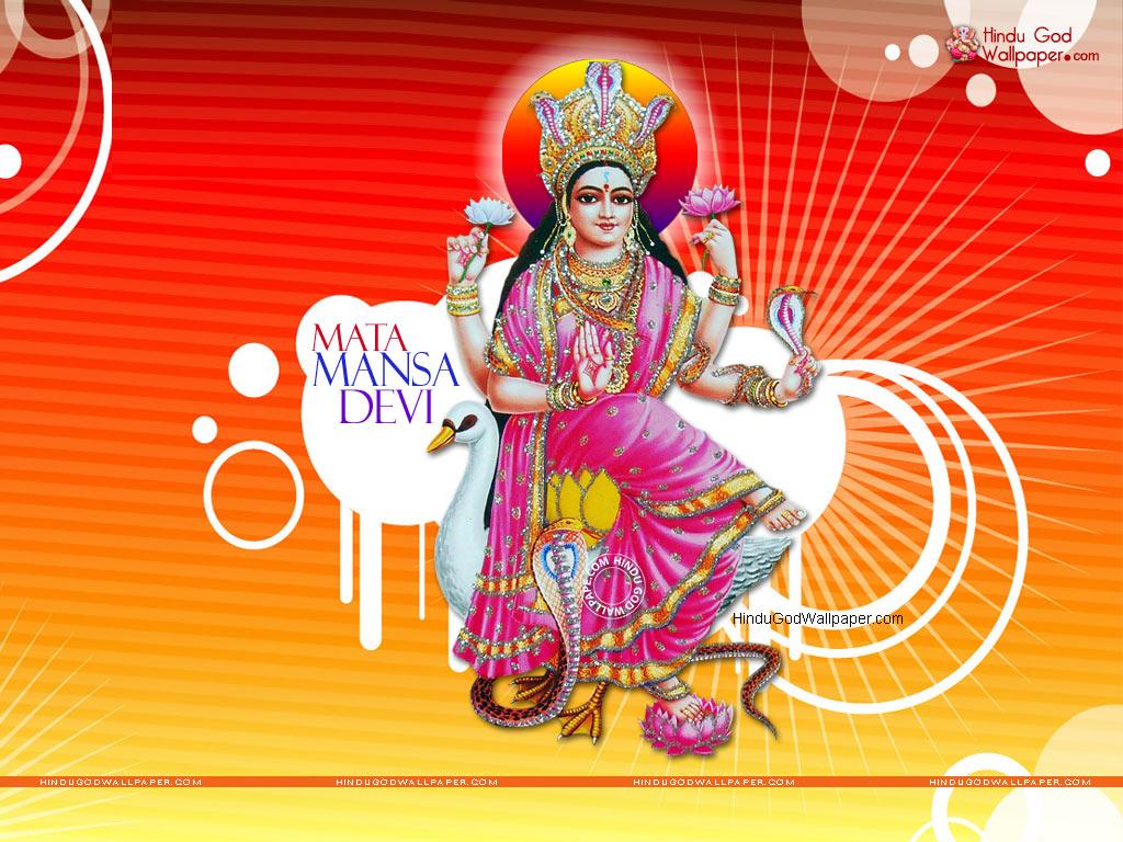 Mata Mansa Devi Wallpapers Images Photos Free Download