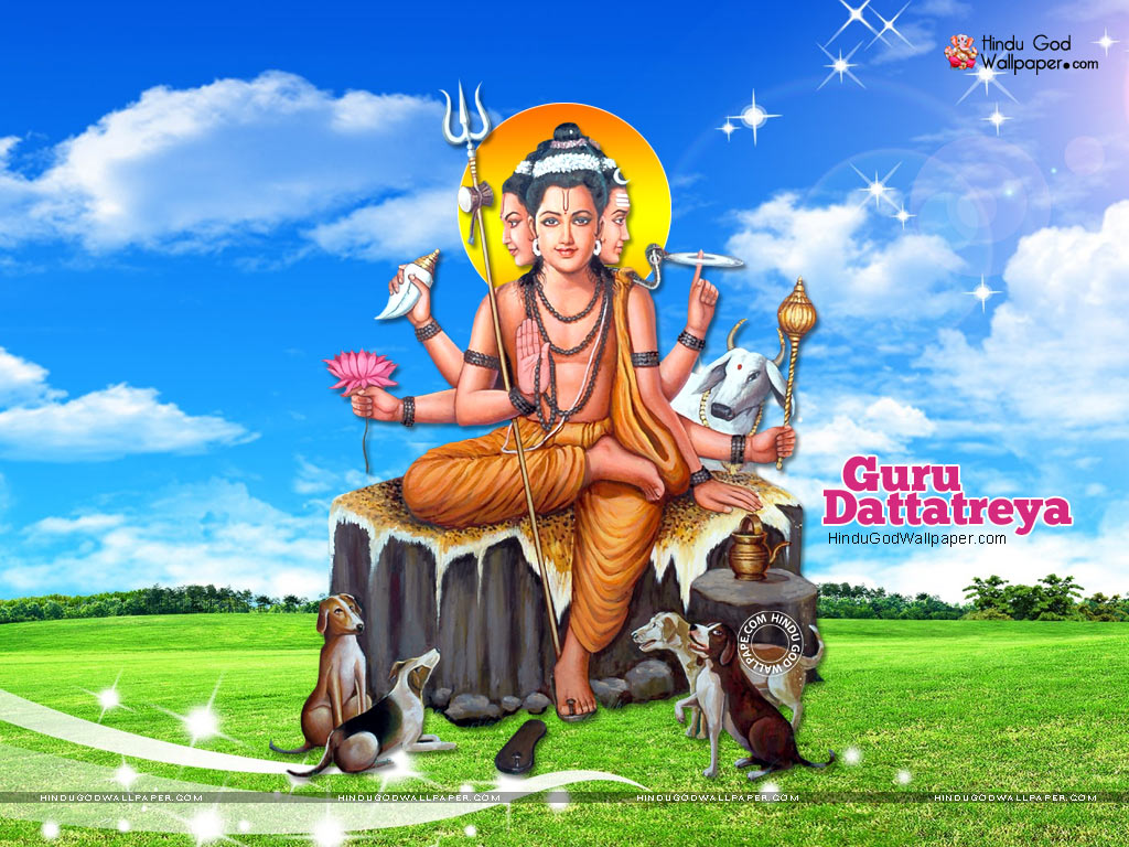 lord dattatreya freeware