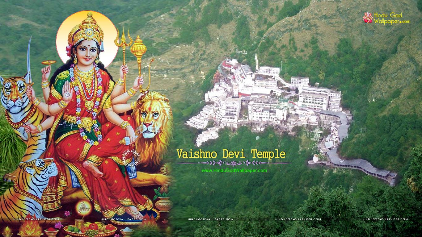 vaishno devi mandir hd wallpapers for desktop download