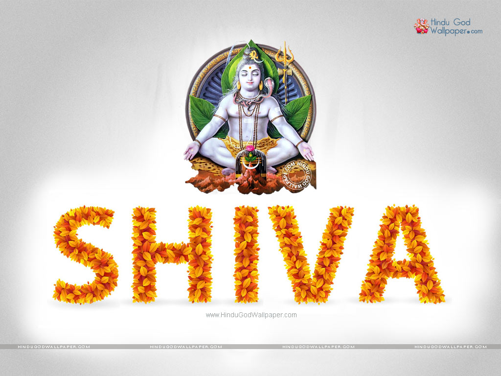 Shiva Name Wallpaper