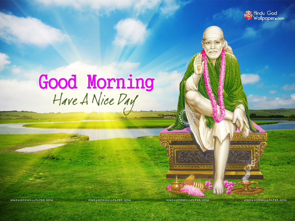 Good Morning Wallpaper With God Image Free Download