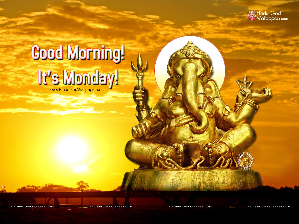 Good Morning Monday Wallpapers Images Free Download