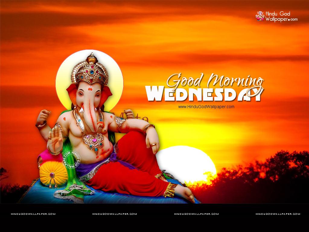 Wednesday Morning Wallpaper