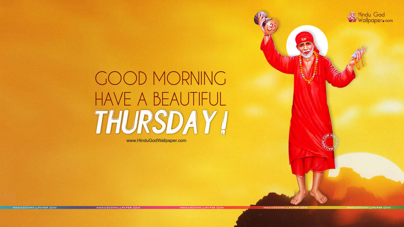 Thursday Good Morning Wallpaper Pictures For Your Desktop