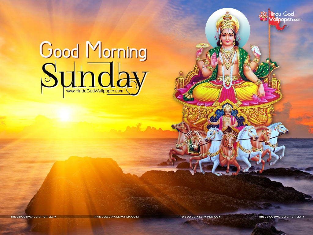 Good Morning Sunday Wallpaper Images Photos For Facebook Whatsapp